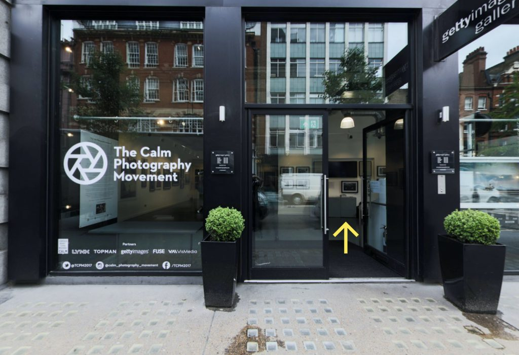 The Calm Photography Movement