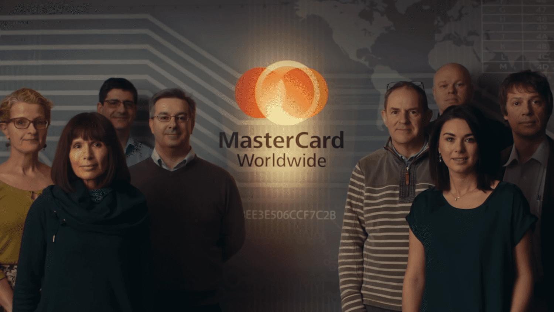 MasterCard DigiSec Lab video production still