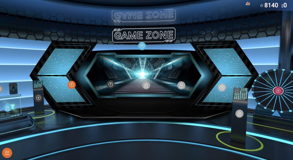 Sales Enablement Interactive Game Hub